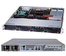 Middleweight Intel Xeon E5 Dedicated Server