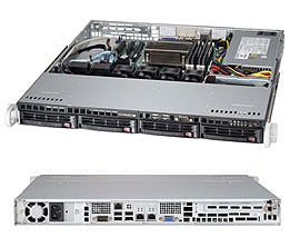 Lightweight Intel Xeon E3 Dedicated Server